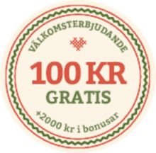 Bonus 100kr gratis casino
